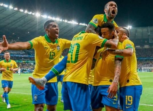 الوطن سبورت البرازيل تحصد لقب كوبا أمريكا 2019 تحت شعار