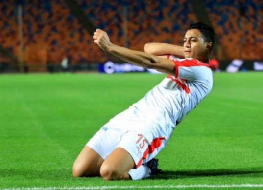 إيناسيو عن مصطفى محمد: عقلية اللاعب المصري لا تساعده على الاحتراف