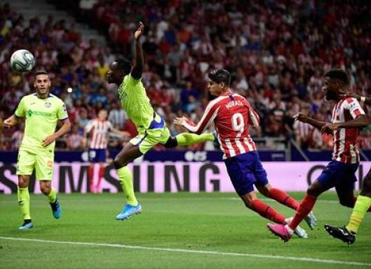 أتليتكو مدريد وخيتافي
