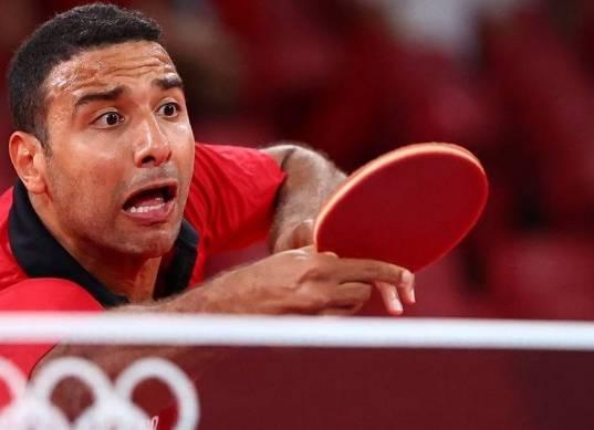 عاجل.. عمر عصر يودع منافسات تنس الطاولة في أولمبياد طوكيو