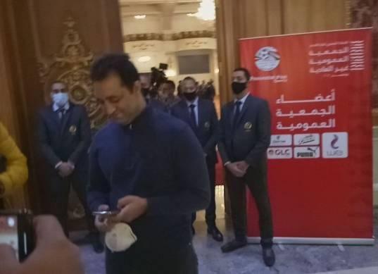 """رفض تفويض أحمد مرتضى ومنعه من التسجيل في """"عمومية الجبلاية"""""""
