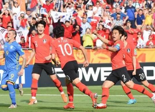 أوكرانيا بطلًا لمونديال الشباب على حساب كوريا للمرة الأولى في تاريخه
