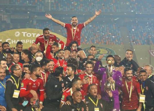 تصنيف أغنى الأندية العربية 2021: الأهلي يتصدر المصريين والزمالك الـ 15
