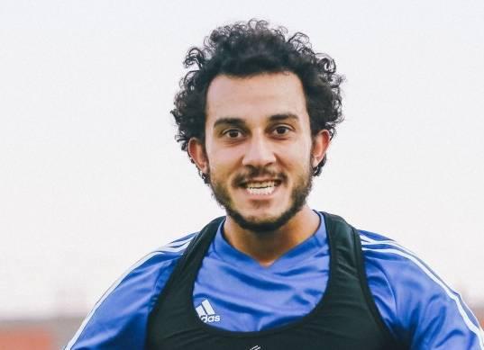 أخبار الزمالك: أحمد أيمن منصور يطلب 10 ملايين كراتب سنوي للانضمام
