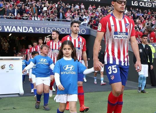 لقطات من فوز أتلتيكو مدريد على سيلتا فيجو بثنائية نظيفة