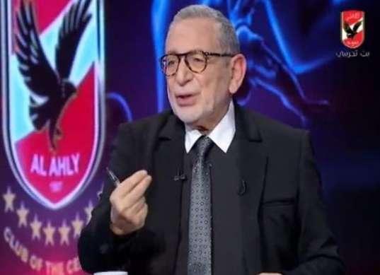 """عدلي القيعي عن رئاسة عمرو الجنايني لاتحاد الكرة: """"يجب أن ينسى زملكاويته"""""""
