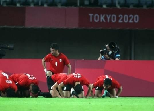 ترتيب مجموعة منتخب مصر في الأولمبياد الآن لحظة بلحظة: تأهل الفراعنة