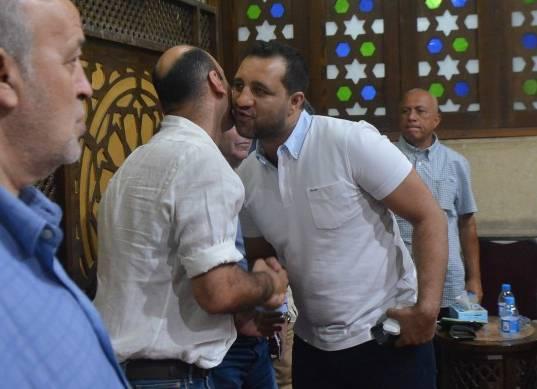 عزاء عبد الرحيم محمد