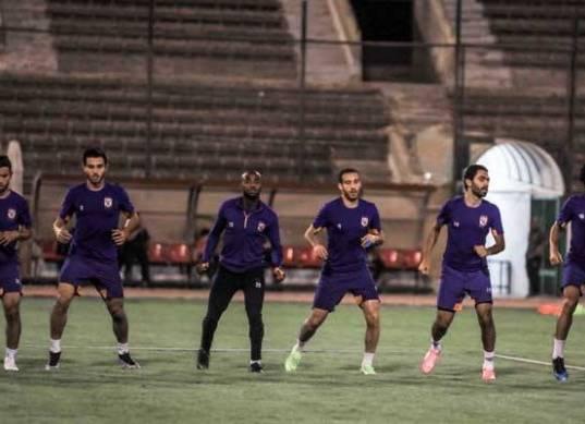 تدريبات الأهلي اليوم استعدادا لمواجهة الاسماعيلي في الدوري