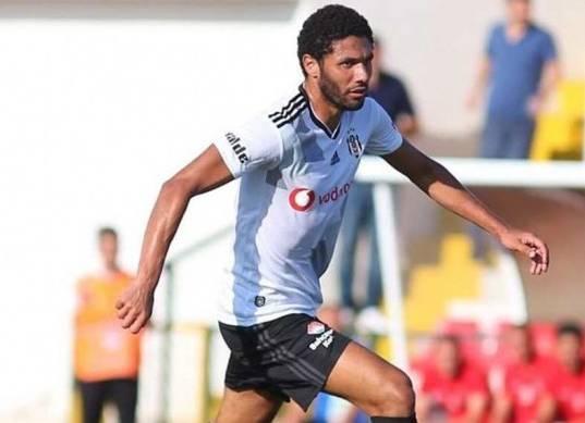 النني: مسعود أوزيل وراء انتقالي لبشكتاش.. وأود أن أبقى مع الفريق