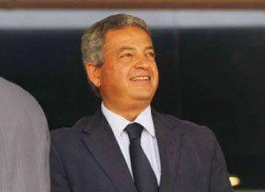 خالد عبد العزيز: لم أحسم موقفي من خوض انتخابات الزمالك