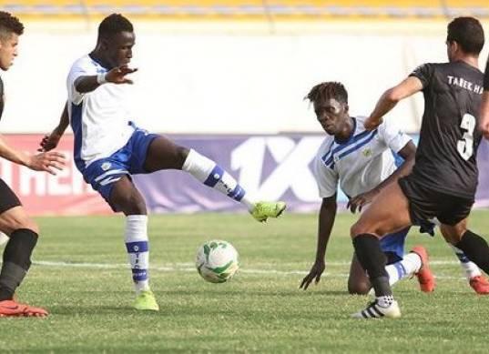 قائد تونجيت السنغالي: نستطيع الفوز على الزمالك.. والتأهل للدور القادم