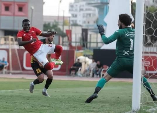 ميكيسوني يهدر هدفين في دقيقتين للأهلي أمام إنبي «فيديو»