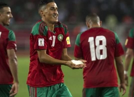المغرب| أسود الأطلسي جاهزون للانتقام والمتعة بقيادة زياش وحكيمىي