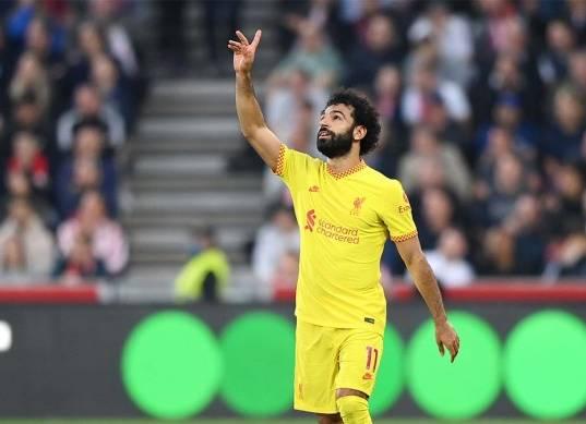 هندرسون: وصول صلاح لـ 100 هدف مع ليفربول «لحظة لا تصدق»