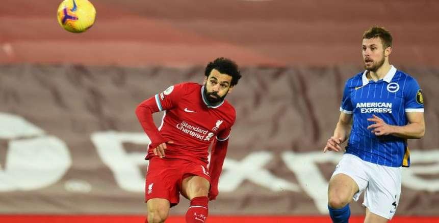 بمشاركة محمد صلاح.. ليفربول يواصل السقوط في أنفيلد ويخسر من برايتون «فيديو»
