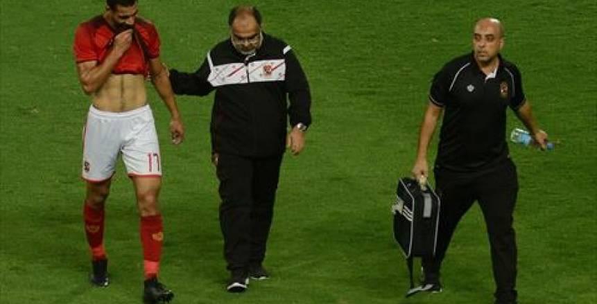 رسميًا.. استبعاد «السولية» و«هاني» من معسكر المنتخب قبل مواجهة تونس
