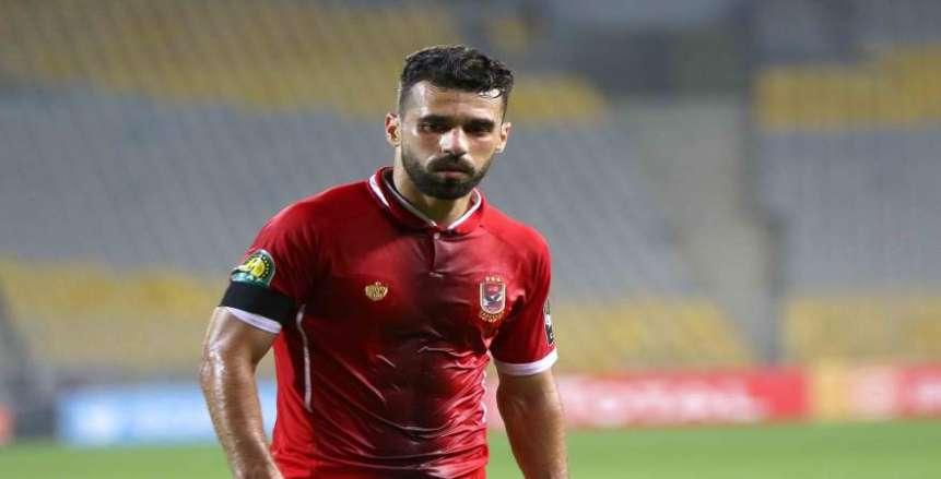 السعيد يفك نحسه في الدوري المصري أمام فريقه السابق