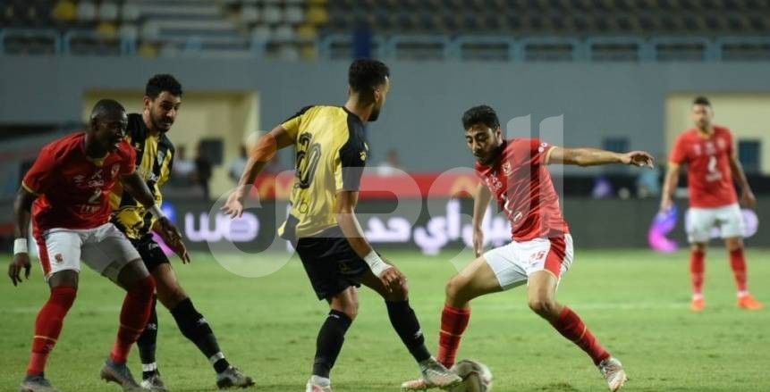 جدول ترتيب الدوري المصري بعد لقاء الأهلي والمقاولون العرب