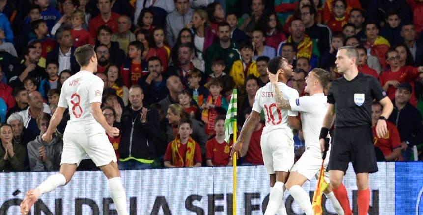 بث مباشر لمباراة إنجلترا والجبل الأسود في تصفيات أمم أوروبا