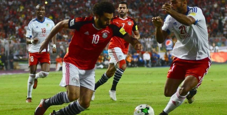 بالفيديو| صلاح هداف التصفيات الأفريقية لكأس العالم 2018