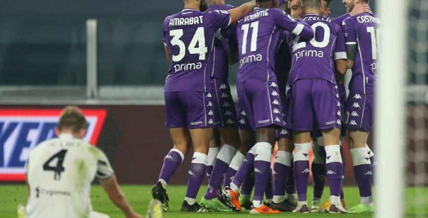 فيورنتينا يقسو على يوفنتوس بثلاثية في الدوري الإيطالي (فيديو)
