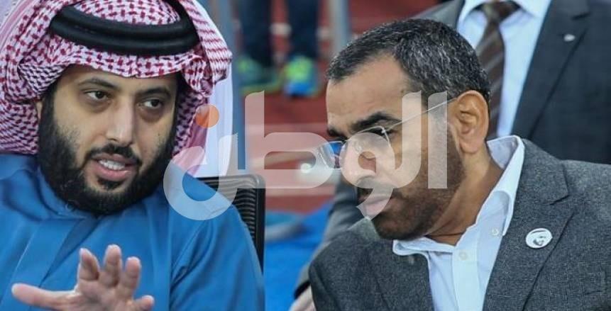 بيراميدز يوجه الشكر لتركي آل الشيخ ويعلن استحواذ الشامسي على ملكية النادي كاملا