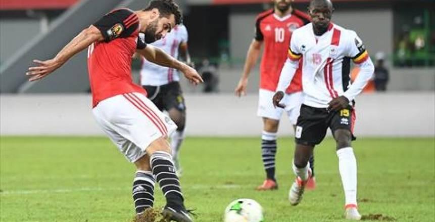 مجموعة مصر| لاعب سموحة وقاهر الأهلي على رأس قائمة أوغندا لكأس أمم أفريقيا