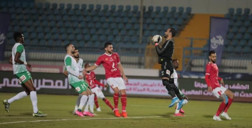 الاتحاد السكندري يحتج رسميا على حكم مباراة الأهلي