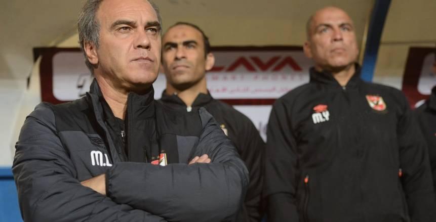 14 لاعبا من العيار الثقيل يغيبون عن الأهلي أمام المصري وعودة لاعب وحيد للقائمة
