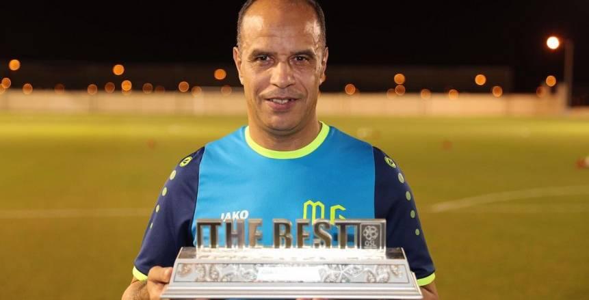 والد عمر جابر أفضل مدرب في الدوري القطري خلال شهر سبتمبر
