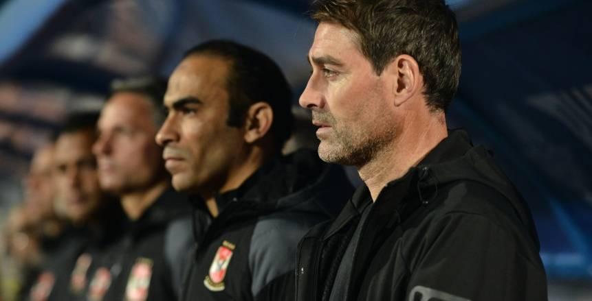 كواليس مباراة الأهلي وبيراميدز في الدوري الممتاز