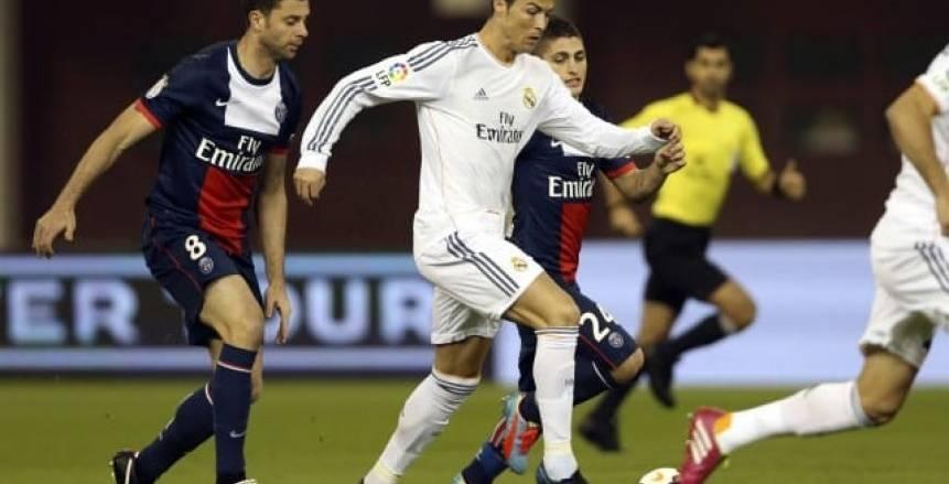 بث مباشر  شاهد مباراة ريال مدريد وباريس سان جيرمان
