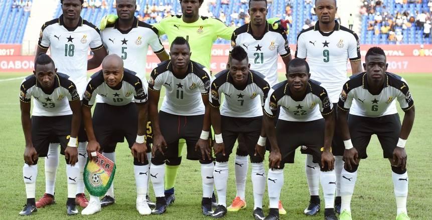 مباراة غانا والكونغو الديموقراطية بكأس الأمم الأفريقية 2017