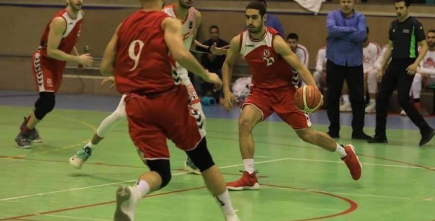 فريق الأهلي لكرة السلة يعبر الزمالك ويتأهل لنصف نهائي دوري المرتبط