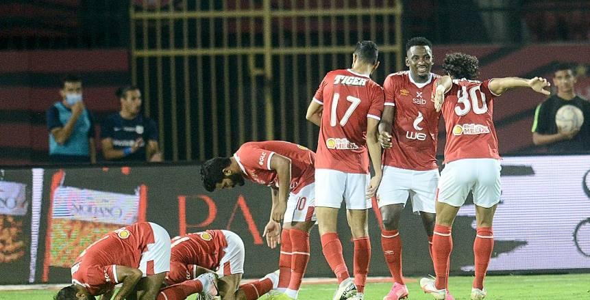 مروان محسن يقود هجوم الأهلي أمام الوداد في دوري أبطال أفريقيا