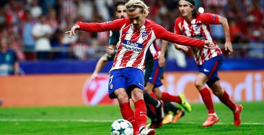 الدوري الإسباني| «جريزمان وتوريس» يقودان قائمة أتلتيكو مدريد لمواجهة برشلونة