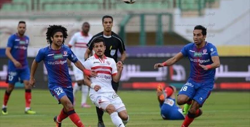 أزمات معتادة .. 5 مشاهد من اليوم الأول للدوري المصري