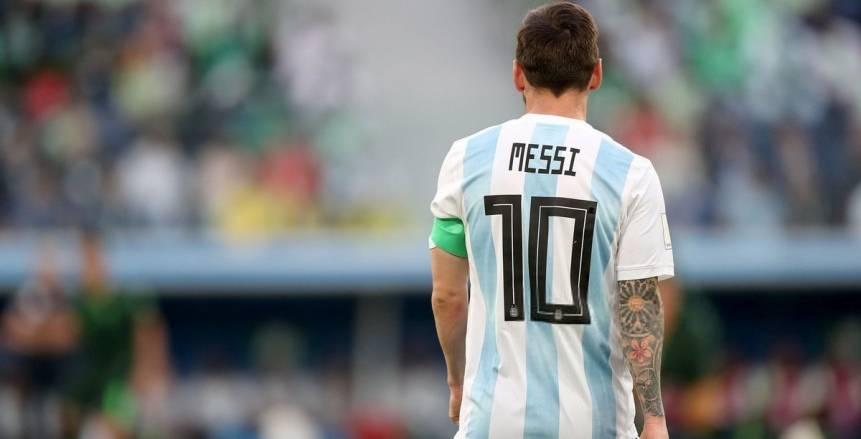 صدمة في الأرجنتين بسبب ميسي