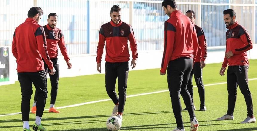 مدافع الساورة: مواجهة الأهلي طريقنا للتأهل إلى ربع نهائي دوري الأبطال