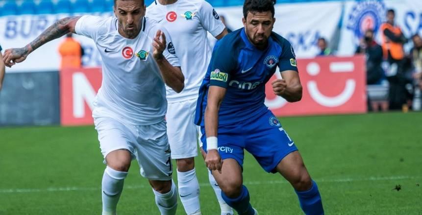 ذهاب دور الـ16 بكأس تركيا  «تريزيجيه» يقود قاسم باشا أمام ألانياسبور