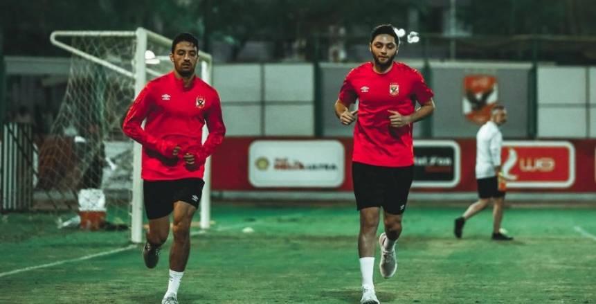 """خاص.. الأهلي يقرر قيد """"نيدفيد"""" بقائمة الموسم الجديد ويرفض إعارته"""