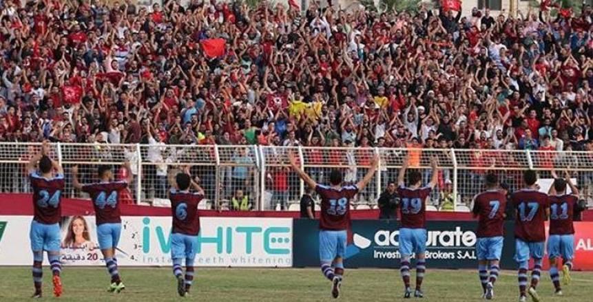 رسميا.. تجميد نشاط كرة القدم في لبنان