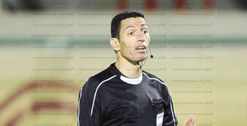 عاجل.. جهاد جريشة حكما لمباراة الأهلي وبيراميدز في كأس مصر