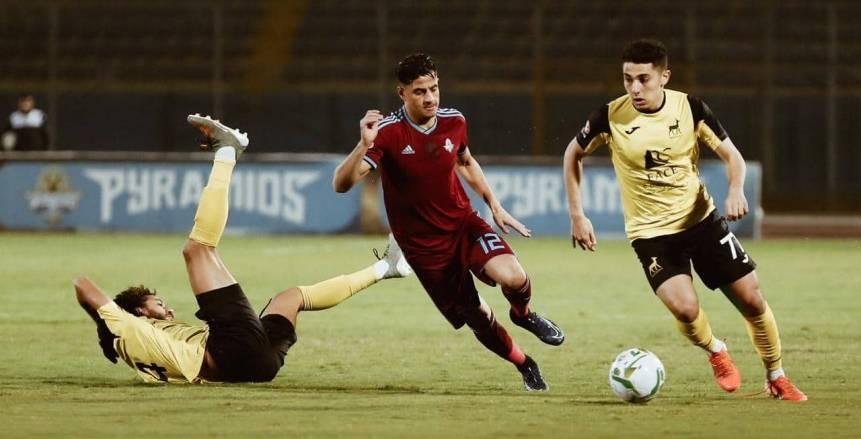 بيراميدز يخطف فوزا ثمينا من وادي دجلة في الدوري المصري