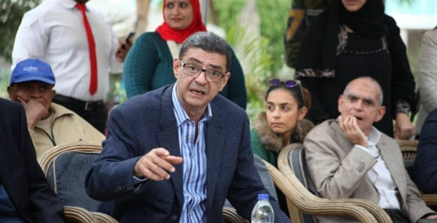 الأهلي سبب تأجيل قرار محمود طاهر بالترشح في انتخابات اتحاد الكرة