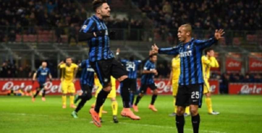 الدوري الإيطالي| شاهد.. بث مباشر مباراة إنتر وساسولو