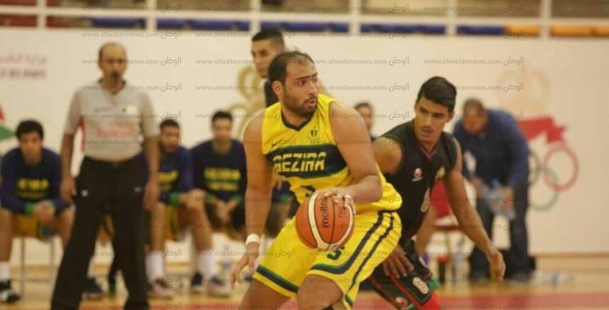 الجزيرة يخطف فوزًا مثيرًا على الاتحاد في ثاني مباريات نصف نهائي سوبر السلة