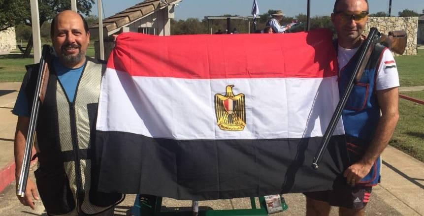 """""""عبد الشفيع"""" يضيف ذهبية جديدة لمصر في بطولة أمريكا المفتوحة للرماية"""