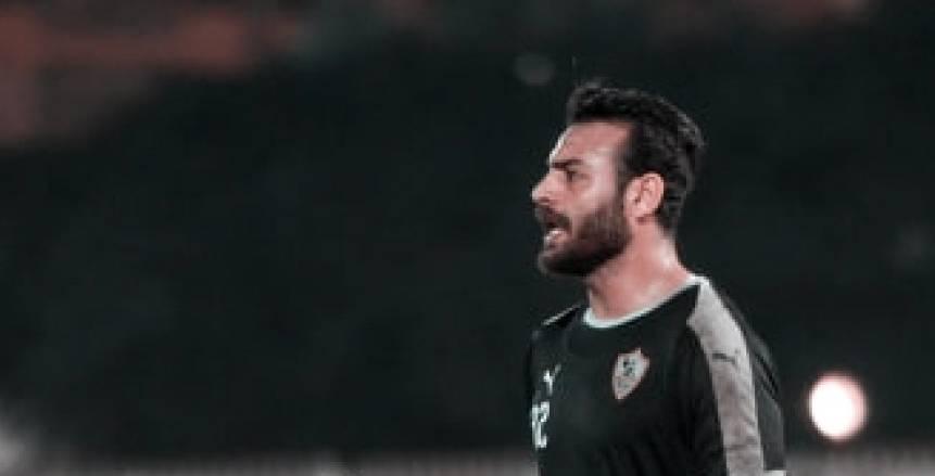 محمد أبو جبل يطلب المشاركة فى مباريات الزمالك